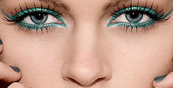 Modificarea prin machiaj a formei ochilor