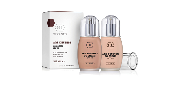 AGE DEFENSE CC CREAM SPF 50