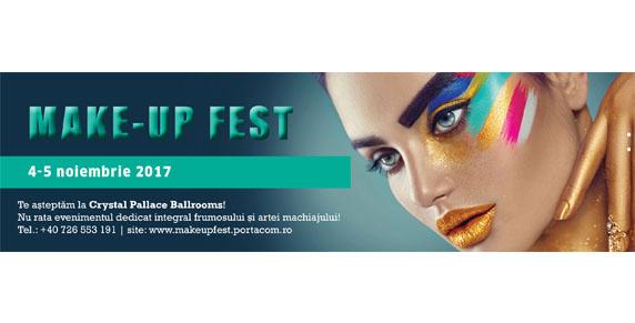 PROGRAM SCENA – Make-up Fest 2017