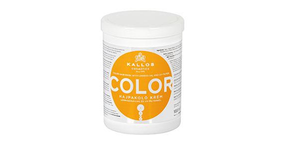 Masca de păr Kallos KJMN Color