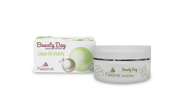 CREAM OIL VITALITY – NATURYS