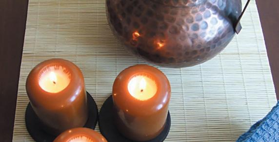 Hammam, Iyashi Dome şi sauna
