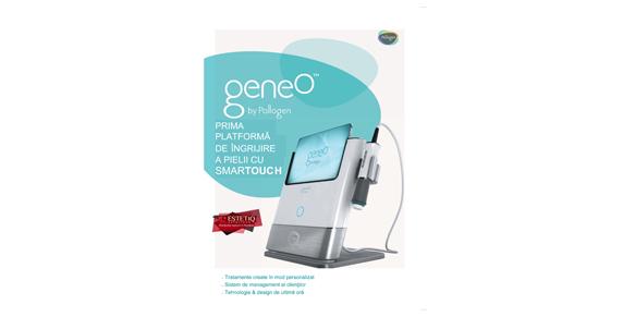 OxyGeneo TechnologyTM, o abordare revoluţionară a îngrijirii pielii