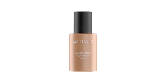 FOND DE TEN ULTRA REZISTENT SPF 20 by MALU WILZ  / ABSOLUTE RESIST FOUNDATION SPF 20 – Cod: 453.xx